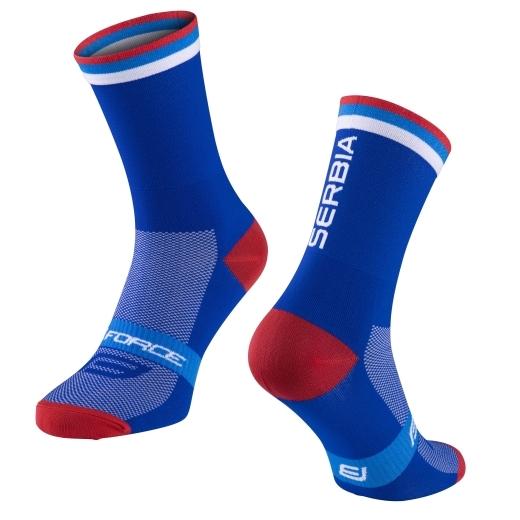 ponožky FORCE LONG PRO SRBSKO