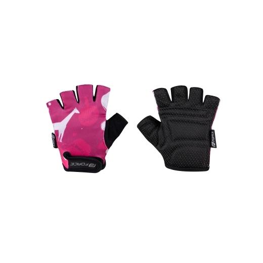 rukavice F PLANETS dětské, růžové