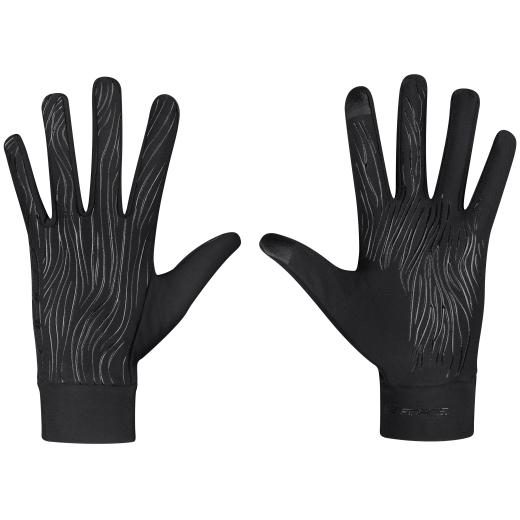 rukavice FORCE TIGER, černé