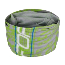 scarf multifunctional FORCE summer, fluo-grey,UNI