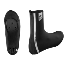 shoe covers FORCE HIGH EASY, black
