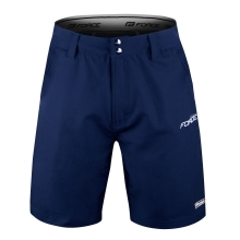 shorts F BLADE MTB with remov. pad, navy blue