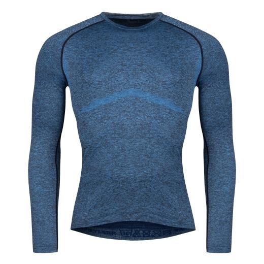 triko funkční F SOFT dlouhý rukáv, modré